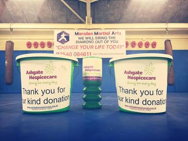 Ashgate Hospice Fundraising