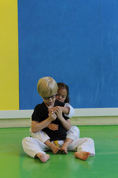 Childrens Martial Arts in Chesterfield
