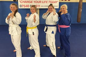 Martial Arts For Adults In Chesterfield